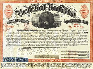 Railroad Bond