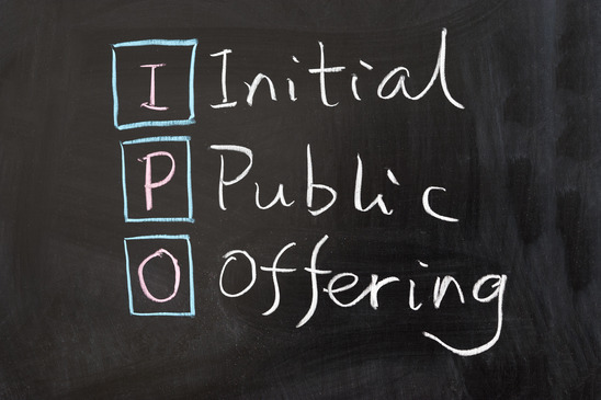 Stock options private company going public