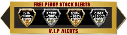 Free Penny Stock Alerts