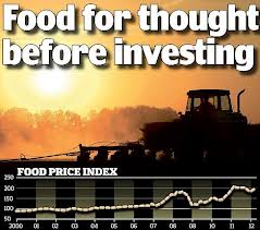 Investing In Food Commodities