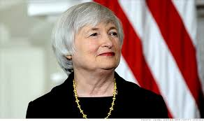 Fed Taper Janet Yellen