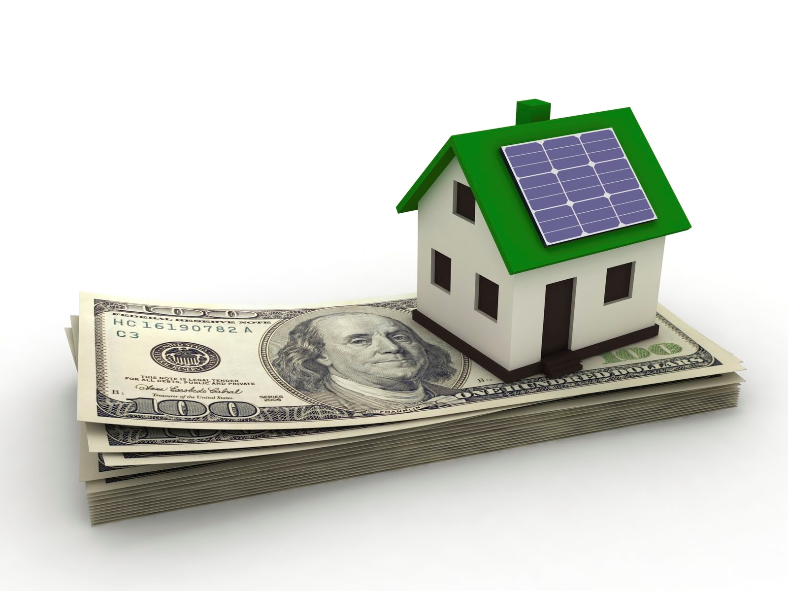 Solar Power Saves Money