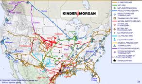 Kinder Morgan Pipelines