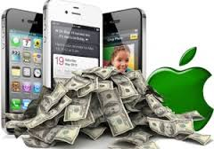 Apple Making Money