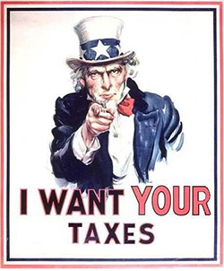 investment taxes